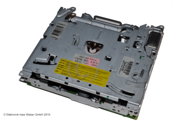 CD drive CDM M3 4.8/4 for Porsche PCM2, BMW ASK, K1200LT
