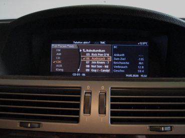 CP730BMW - USB MP3 Player