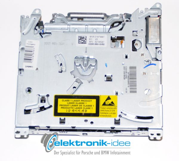 CD drive CDM M6 4.5/52 for Porsche PCM2.1, BMW CCC