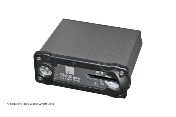 CP600BMW - SD MP3 Player