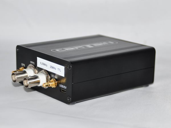 25MHz Low Power GPS Frequenznormal Standard 0,001ppm für Octagon LNB Es'Hail Sat
